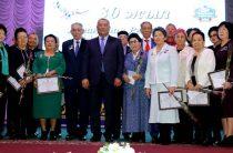 «Ардагерлер ұйымының» құрылғанына 30 жыл