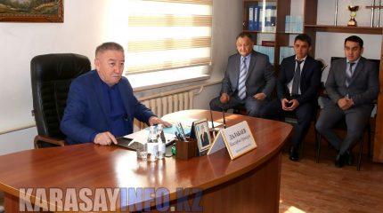 Іргелі ауылдық округі әкімдігіне үміткерлер таныстырылды