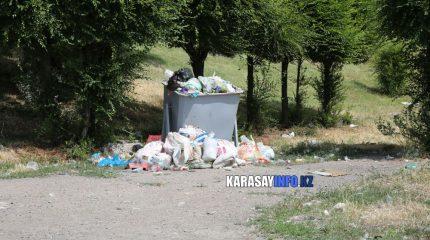 Навести порядок и вывезти мусор