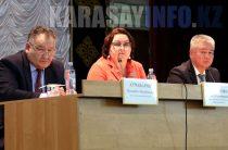 Встреча с депутатом Ириной Смирновой