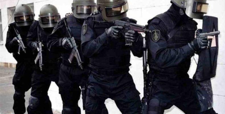 Сегодня в Карасайском районе Алматинской области проходят антитеррористические учения