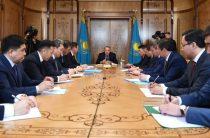 ҚР Тұңғыш Президенті – Елбасының төрағалығымен кеңес өтті