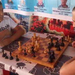 Дүниежүзілік шахмат күніне орай