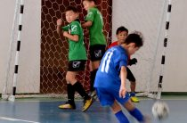 «Немередегі» жас футболшылардың жарысы
