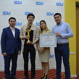 «Nur Otan» партиясының ауыспалы кубогіне арналған пікір-сайыс турнирі өтті