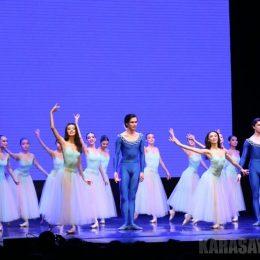 «Астана Балет» труппасы Талдықорғанда