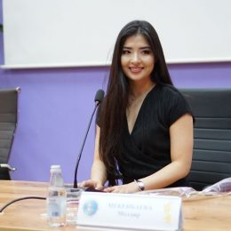 Молдир Мекенбаева: «Джиу-джитсу – это стиль моей жизни»