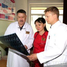 Карасайские врачи провели уникальную операцию