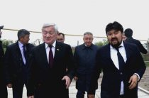 Министр Сапарбаев Қарасайда