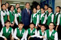 Вершители судеб из Алматы на земле карасайской
