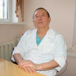 Во главе династии врачей Килымжановых