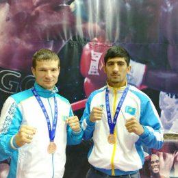 На чемпионате мира карасайские муайтацы завоевали бронзу