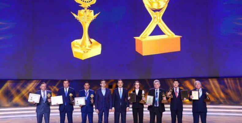 Конкурс «Парыз»: награда «Kagazy Recycling» за вклад в экологию