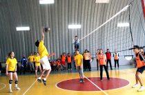 Жас волейболшылар жарысы