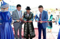 Первый в Алматы завод по утилизации автошин