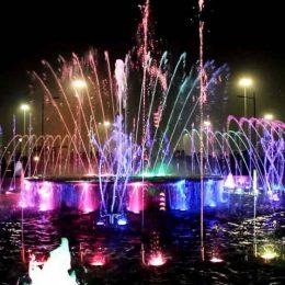 Добро пожаловать на фестиваль фонтанов