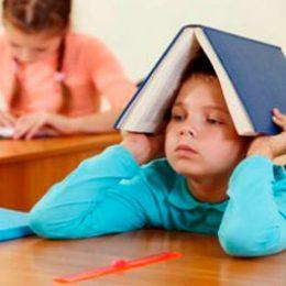 Почему ребенку скучно учиться?