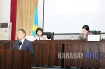 «Nur Otan» партиясы Қарасай аудандық филиалының кезектен тыс XXІХ конференциясы